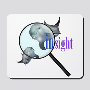 Dolphin Insight Mousepad