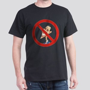 NO OBAMA Dark T-Shirt