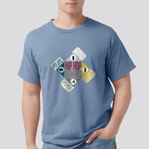 Hip Hop Elements T-Shirt