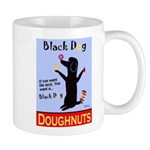 Black Dog Doughnuts Mug