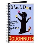 Black Dog Doughnuts Journal