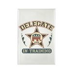 Delegate in Training Rectangle Magnet (100 pack)
