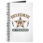 Delegate in Training Journal