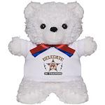 Delegate in Training Teddy Bear