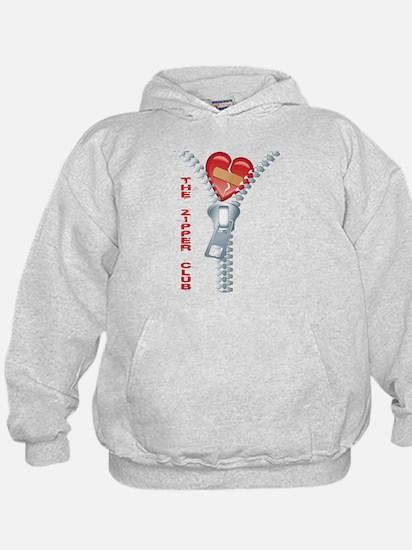 Zipper Club Sweatshirt