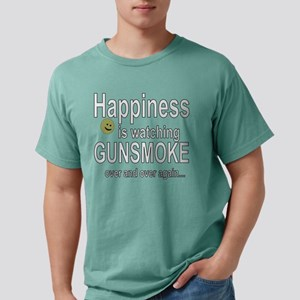 Happiness is watching Gunsmoke T-Shirt