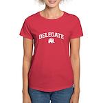 Republican Delegate Women's Dark T-Shirt