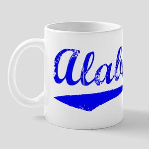 Vintage Alabama (Blue) Mug