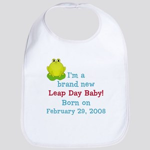 Brand New Leap Baby Bib