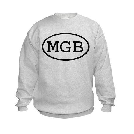 MGB Oval Kids Sweatshirt