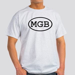 MGB Oval Light T-Shirt