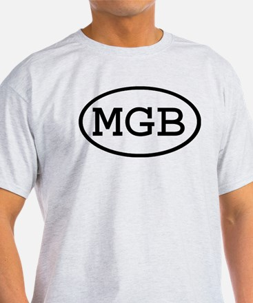 MGB Oval T-Shirt