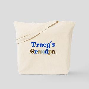 Tracy's Grandpa Tote Bag