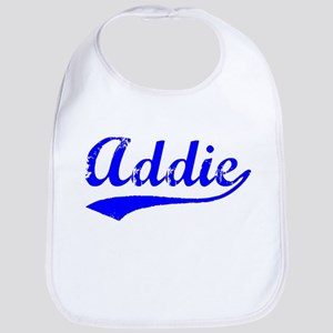 Vintage Addie (Blue) Bib