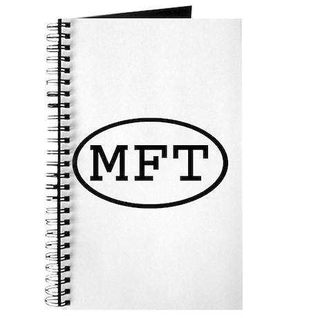 MFT Oval Journal