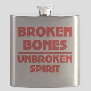 Broken bones Flask