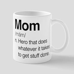 Mom Hero Mug