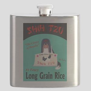 Shih Tzu Long Grain Rice Flask
