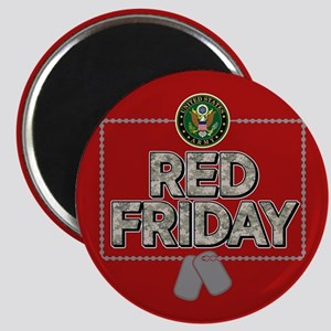 army red friday Magnet