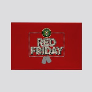 army red friday Rectangle Magnet