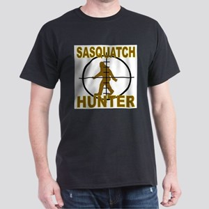 Sasquatch Hunter Ash Grey T-Shirt