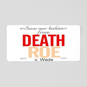 Republican support Aluminum License Plate