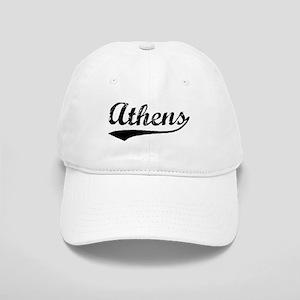 Vintage Athens (Black) Cap