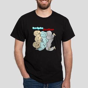 Triple Decker Dark T-Shirt