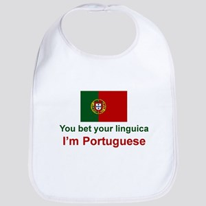 Portuguese Linguica Bib