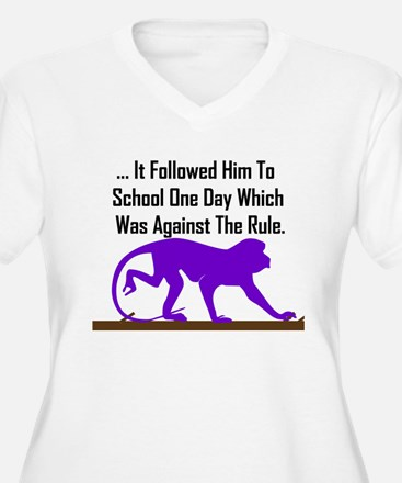 Against the Rule T-Shirt