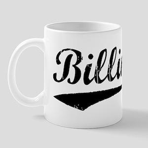 Vintage Billings (Black) Mug