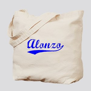 Vintage Alonzo (Blue) Tote Bag