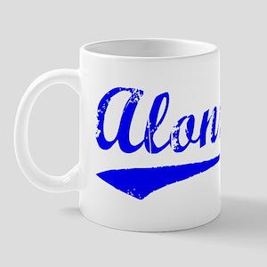 Vintage Alonzo (Blue) Mug