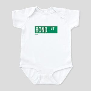 Bond Street in NY Infant Bodysuit
