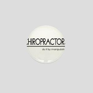 Chiropractor Joke Mini Button