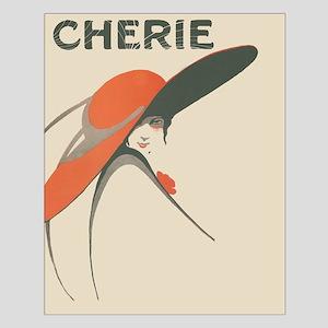Mon Cherie Small Poster