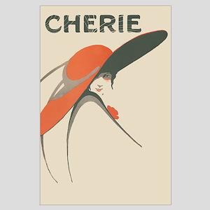 Mon Cherie Large Poster