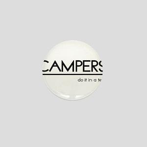 Camper Joke Mini Button