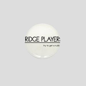 Bridge Player Joke Mini Button