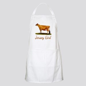 A Real Jersey Girl Light Apron