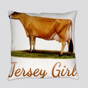 A Real Jersey Girl Everyday Pillow