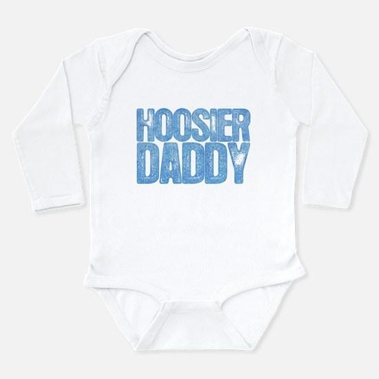 Blue Hoosier Daddy Body Suit