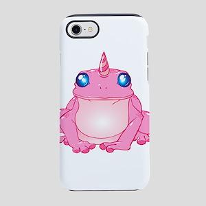 Pink Unicorn Frog iPhone 8/7 Tough Case