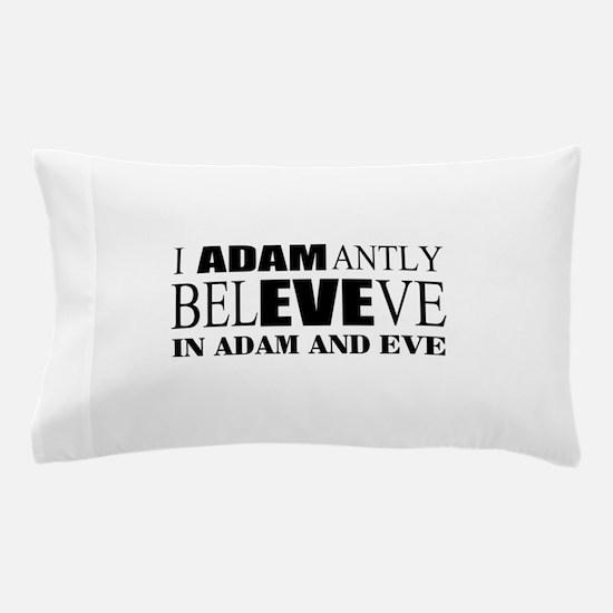 Religion belief Pillow Case