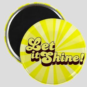 Let it Shine Christian Magnet