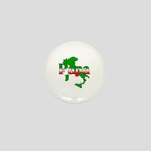 Italian Papa Mini Button