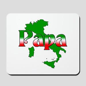 Italian Papa Mousepad