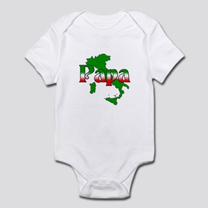 Italian Papa Infant Bodysuit