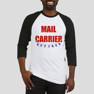 Retired Mail Carrier Baseball Jersey
