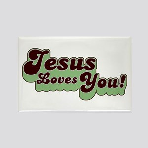 Cool Christian Rectangle Magnet